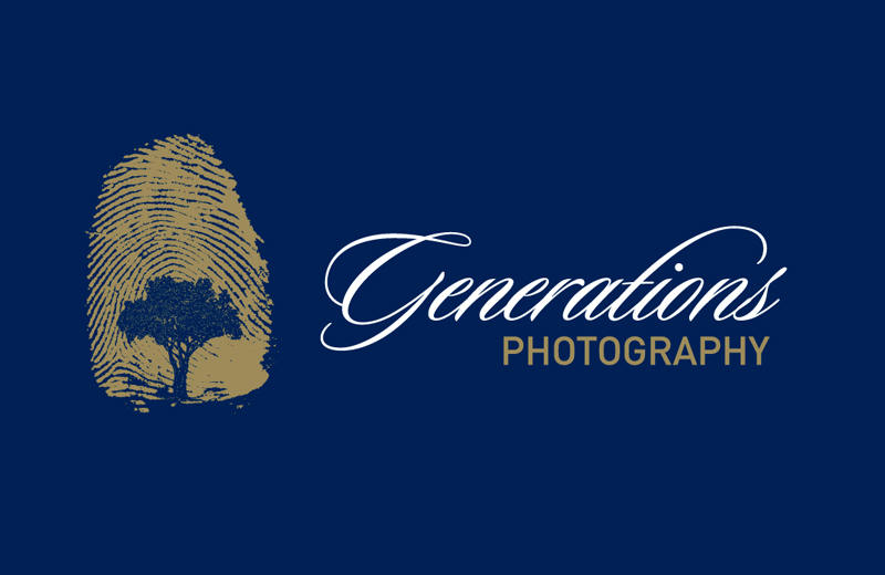 Generations Photography website